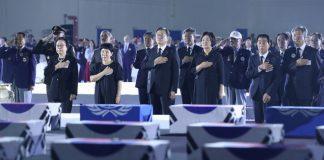 Hàn Quốc kêu gọi Triều Tiên dũng cảm kết thúc chiến tranh