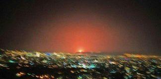 Nổ lớn tại thủ đô Tehran của Iran