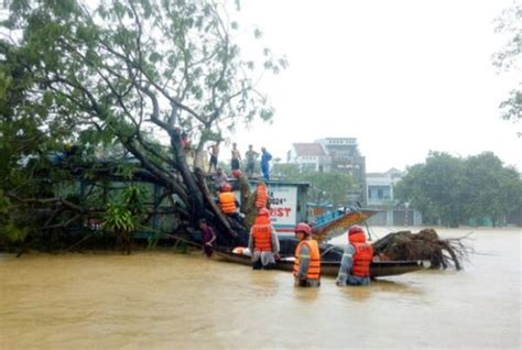 Bốn người Quảng Bình chết và mất tích do mưa lũ